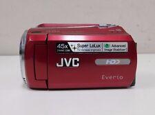 JVC Everio GZ-MG750RAA Camcorder