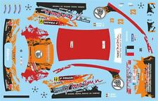 DECALS 1/43 SKODA FABIA WRC - #23 - ALLART - RALLYE DE WALLONIE 2015 - D43391