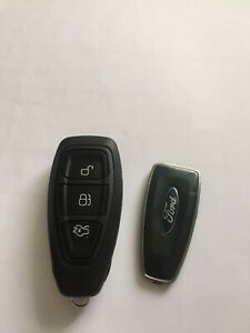 OEM FORD KEY FOB BACK COVER ONLY B C S MAX GALAXY KUGA REMOTE SMART 3BUTTON