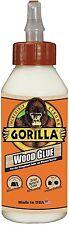 Gorilla Original Wood Glue Light Tan Milky Liquid 8 Oz 6200001
