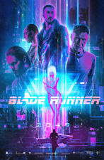 Blade Runner 2049 Movie Poster Ryan Gosling Harrison Ford Art Film Print 13x20""