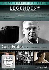 Legenden Gert Fröbe * DVD Biografie Pidax Doku Neu Ovp