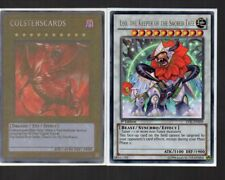 Yugioh Card - Silver Rare - Leo The Keeper Of The Sacred Tree LVAL-EN058 1st Ed