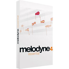 Celemony Melodyne Essential 4 Pitch & Time Shifting Mac PC Plug In Software