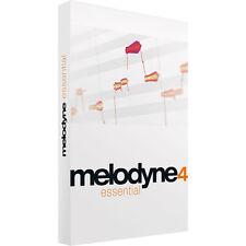 Celemony Melodyne Essential 4 Pitch & Time Shifting Mac PC Plug In Software