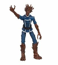 GROOT ACTION FIGURE GUARDIANS OF THE GALAXY MARVEL LEGENDS COMIC PACK MINTY 2015