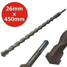 Hilka SDS Drill Bits 450mm Long x 12mm  16mm or 24mm Working Length approx 350mm