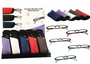 Designer Lesebrille Brillen Lesehilfe Brille Lesebrillen Sehhilfe vers. DPT (07)