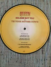 Queen UK Picture Disc Rare 1997 No One But You , Tie Your Mother Down Rare