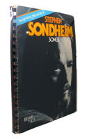 Stephen Sondheim THE HANSEN TREASURY OF STEPHEN SONDHEIM SONGS  1st Edition 1st