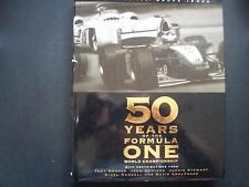 Cincuenta años de la Formula One World Championship, Bruce Jones, edición 2001