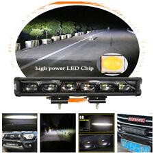 13'' 6D Lens 120W CREE LED Work Light Bar Spot Beam Super Bright Fog Lamp IP68