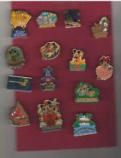 Tpkyo Disneyland Japan 14 Authentic Disney pins