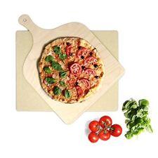 Klagena PIZZA PANE COTTURA PIETRA SET PER FORNO E GRILL PIZZA stonepizza Brea