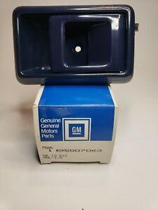 Genuine GM 95007063 Interior Door Handle