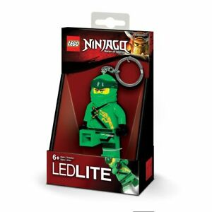 LEGO® Ninjago Legacy Lloyd Schlüsselanhänger LED LITE Taschenlampe Keychain