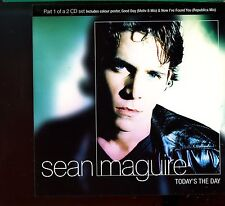 Sean Maguire / Today's The Day - CD1 + CD2 - 2CD + Poster