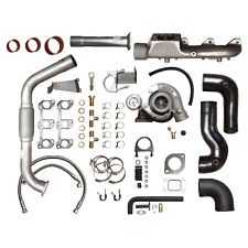 DTS TURBO KIT FIT TOYOTA LAND-CRUISER 1HZ 4.2LT ENGINE FOR 80 SERIES 1HZDTS