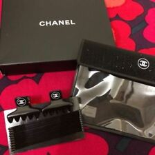 New Chanel cc Vip gift Small hair clip Claw hair accessories Makeup Bag Set