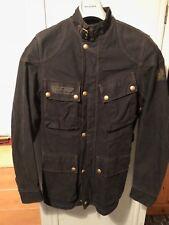 Belstaff Men's Trialmaster Icon Jacket ( Che Guevara ) in Black
