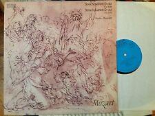 LP Suske Quartett  Mozart KV 473/575   ETERNA 826473   NM   AMIGA DDR