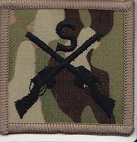 LATEST British Army- SNIPER  MULTICAM   insignia