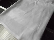 Tischdecke XXL weiß BW Damast 132 x 222 cm  feste Qualität       N    E   U