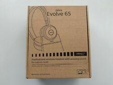 Jabra Evolve 65 MS Stereo Wireless Headset inkl. Ladestation