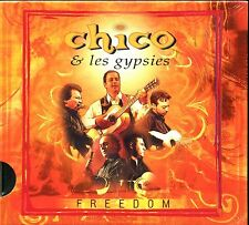CHICO & LES GYPSIES - FREEDOM - DIGIPACK CD ALBUM NEUF ET SOUS CELLO