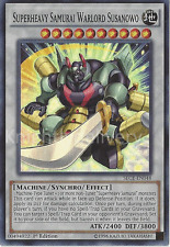 Superheavy Samurai Deck - Susanowo - Benkeir - Kabuto - 41 Cards - Yugioh - NM