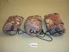 Ladies Tapestry Headcover Set- 1,3,X He569