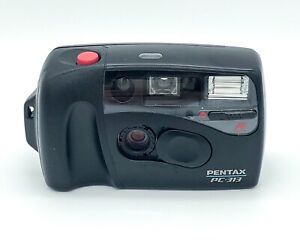 PENTAX PC-313 Autofocus-Kompaktkamera Kleinbildkamera Kamera - Vintage Retro
