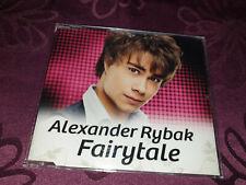 Alexander Rybak / Fairytale - EAN: 5099996615522 pinke CD - Maxi CD