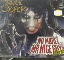 ALICE COOPER- NO MORE MR NICE GUY LIVE ALEXANDRIA PALACE *CD 2PZ NEW SEALED