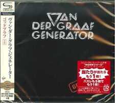 VAN DER GRAAF GENERATOR-GODBLUFF-JAPAN  SHM-CD BONUS TRACK D50