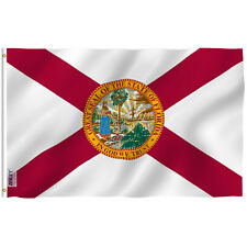 Anley Fly Breeze 3x5 Foot Florida State Polyester Flag Fl State Flags