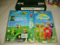 HERE COMES THE TELETUBBIES (1997) - ABC/BBC Issued on VHS by Ragdoll Productions