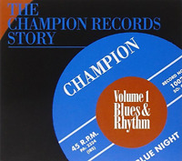 Various Artists-Champion Records Story, The - Vol. 1 Blues  (UK IMPORT)  CD NEW