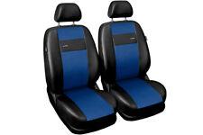 Sitzbezüge Sitzbezug Schonbezüge für VW Passat Vordersitze X-line Blau