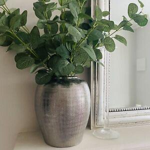 Stunning Silver Vase