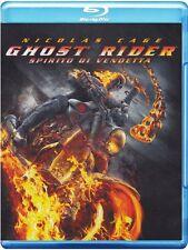 Ghost Rider - Spirito di vendetta (Blu-Ray 3D + Versione 2 D) Sigillato