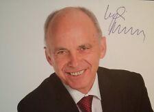 Ueli Maurer - President, Autogramm, Autograph