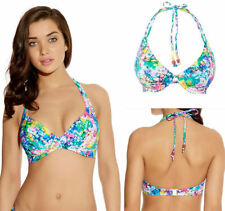 Freya Floral Halterneck Swimwear for Women