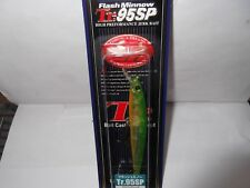 LUCKY CRAFT JAPAN FlashMinnow Tr. 95SP - Color is Ghost Lime Chart
