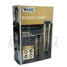 WAHL 5-Star Barber Combo Legend Clipper and Hero Trimmer 8180