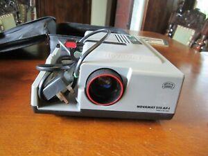 Vintage Braun Novamat 515 AF Automatic Slide Projector