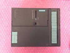 SIEMENS S7 CPU315T-2 DP PLC CPU MODULE 6ES7 315-6TG10-0AB0  E-Stand:2 V2.4.1/3.2