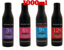 Scandic Line oxydant creme professional stabilized hydrogen 1000ml 3%,6%,9%12%,