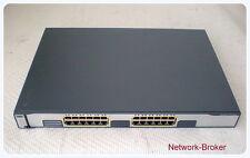 Cisco Catalyst 3750G 24-Port Switch WS-C3750G-24T-E mit Funktionsprotokoll