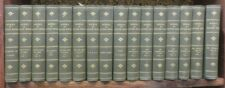 WORKS OF VICTOR HUGO Illustrated Bibliophile Edition 16 Volume Complete